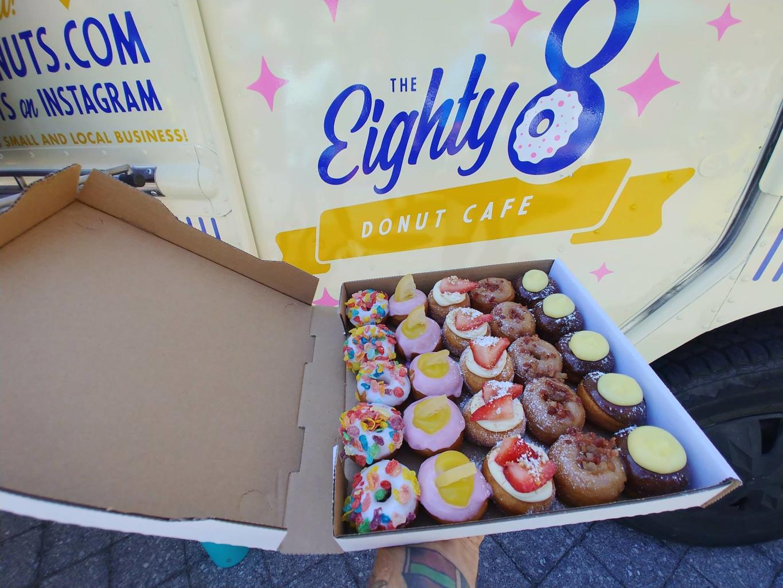 Eighty 8 Donut Cafe