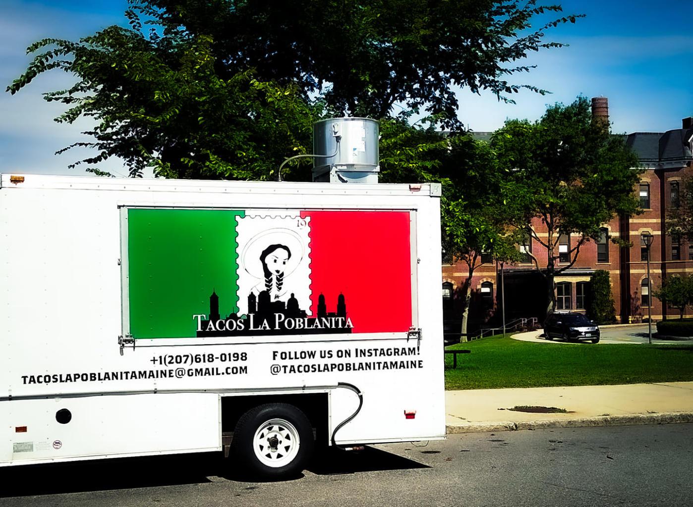 Tacos la Poblanita