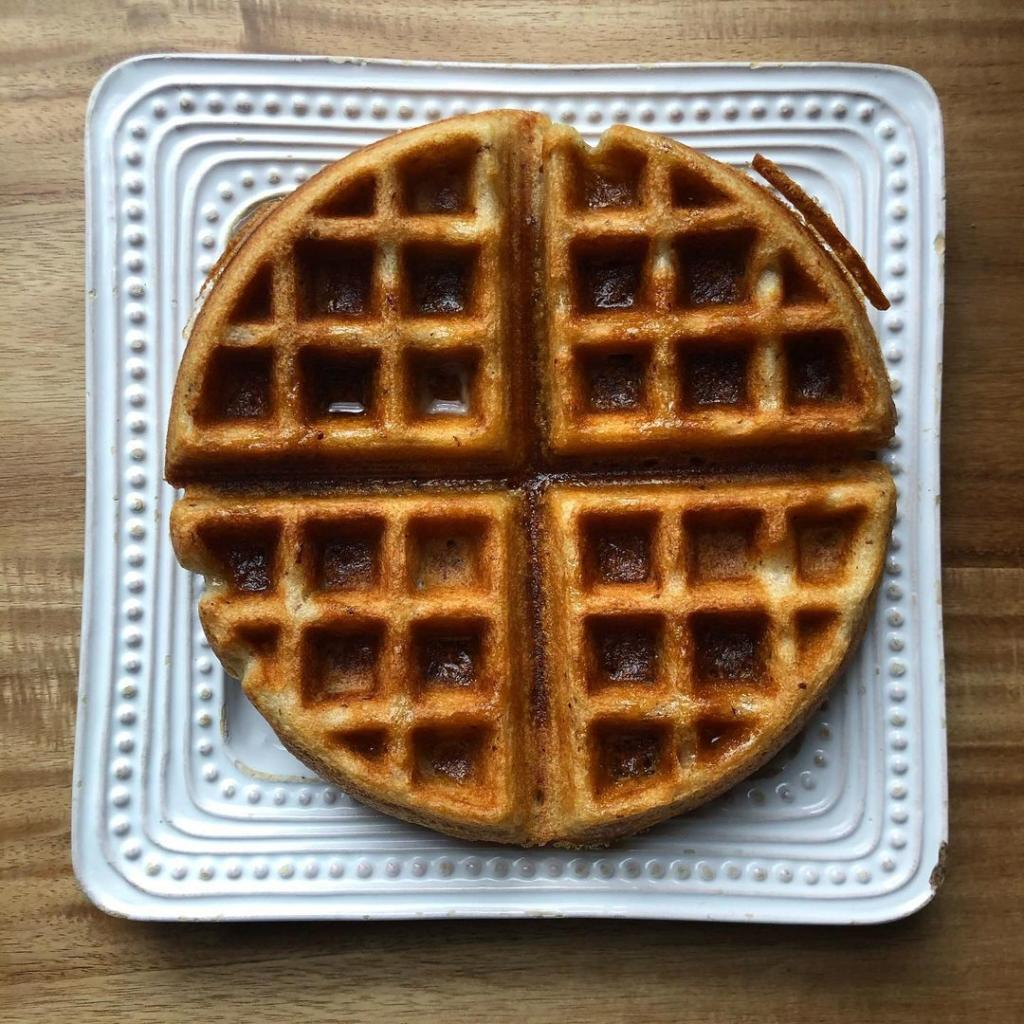 The Pink Waffle